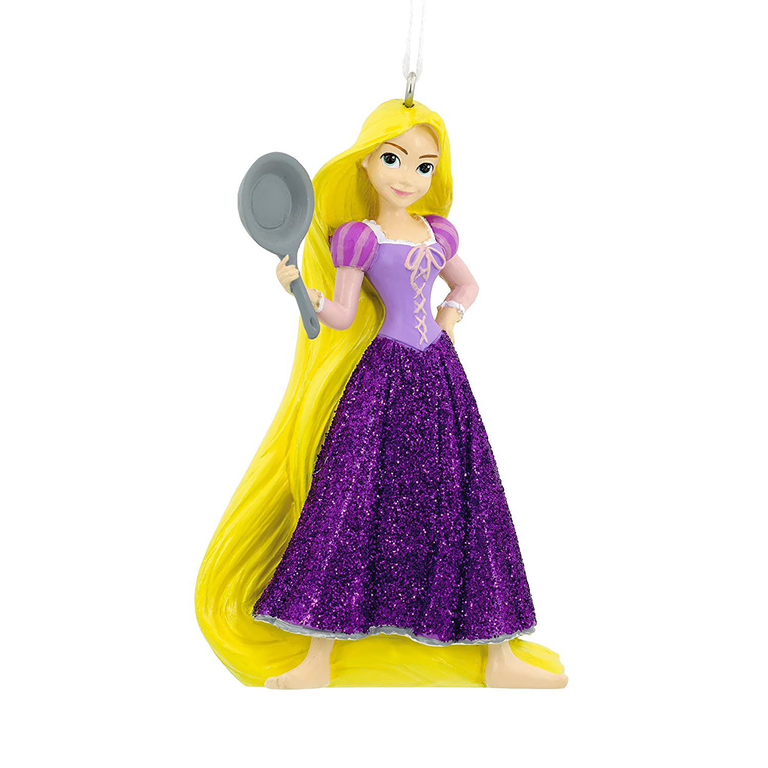 DISNEY PRINCESS RAPUNZEL PAINT DECORATE STYLE CRAFT ART COLOUR ORNAMENT GIFT