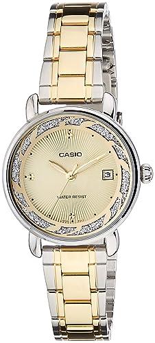 Reloj mujer Casio e120sg o-9 a