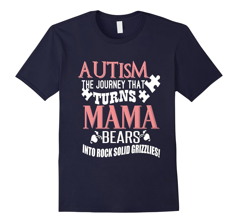 Autism Awareness - Autism Mom T-Shirt