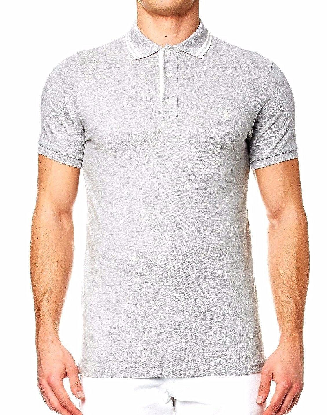 d621d8b4bb3df3 Polo Ralph Lauren Men s Custom-Fit Mesh Polo Shirt