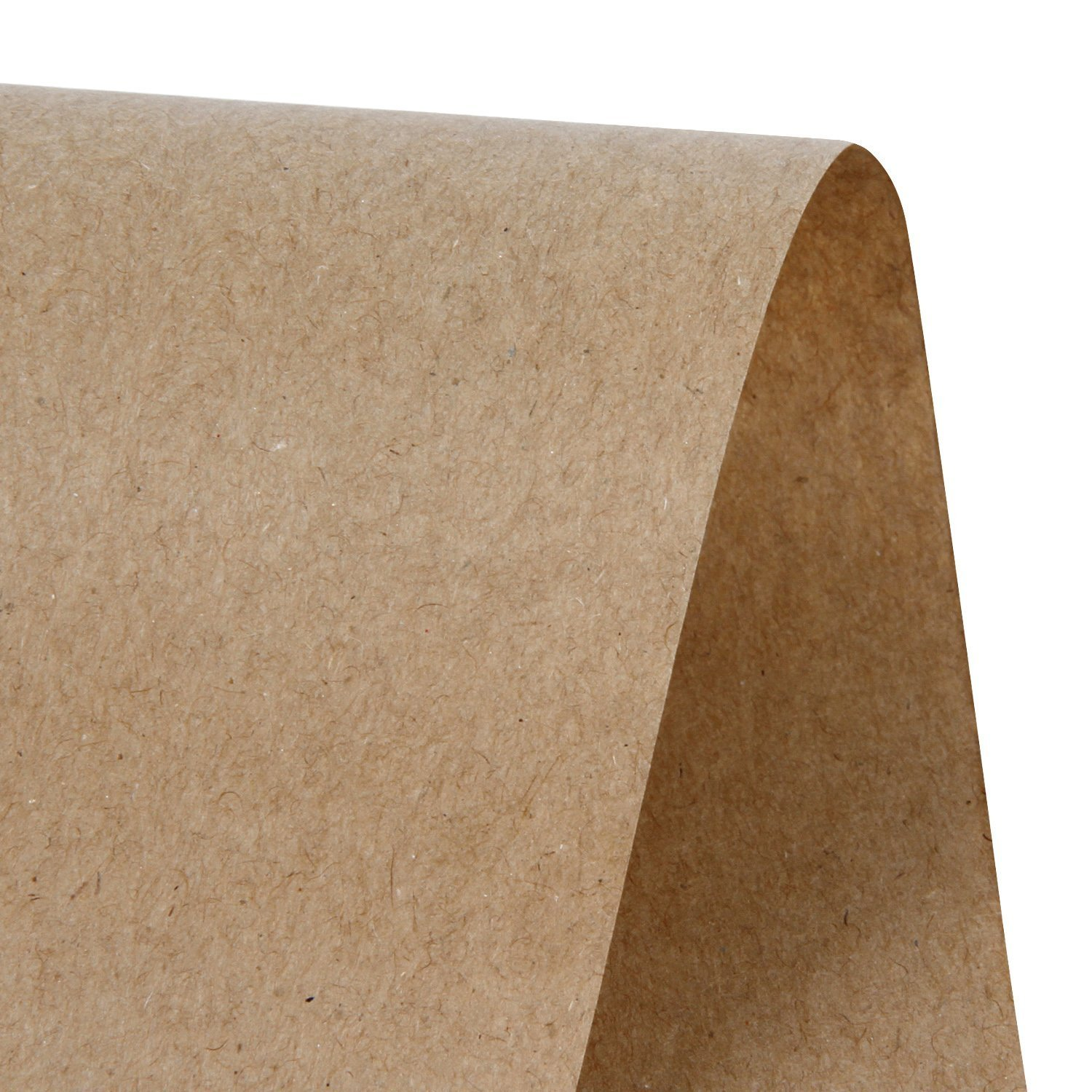 Brown Kraft Paper Roll 36 x 1800 Inches (150 Feet Long) 2 Rolls - 100% Recycled Material - Multi-Use for Crafts, Art, Gift Wrapping, Packing, Postal, Shipping, Dunnage & Parcel. by Woodpeckers