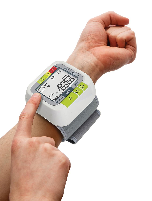 HoMedics BPW-1000-EU - Tensiómetro de muñeca: Amazon.es: Salud y cuidado personal