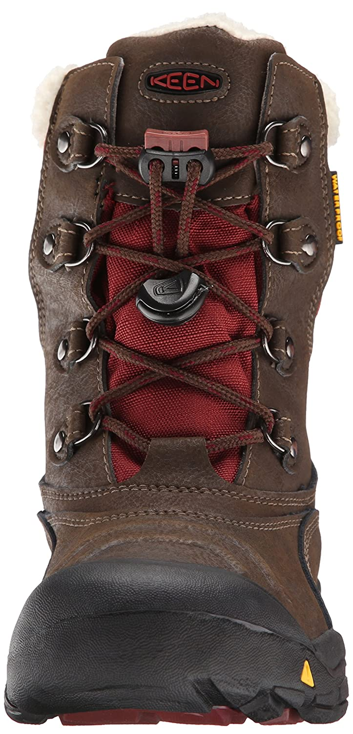 f9ac81838aa KEEN Basin WP Winter Boot (Toddler/Little Kid/Big Kid)