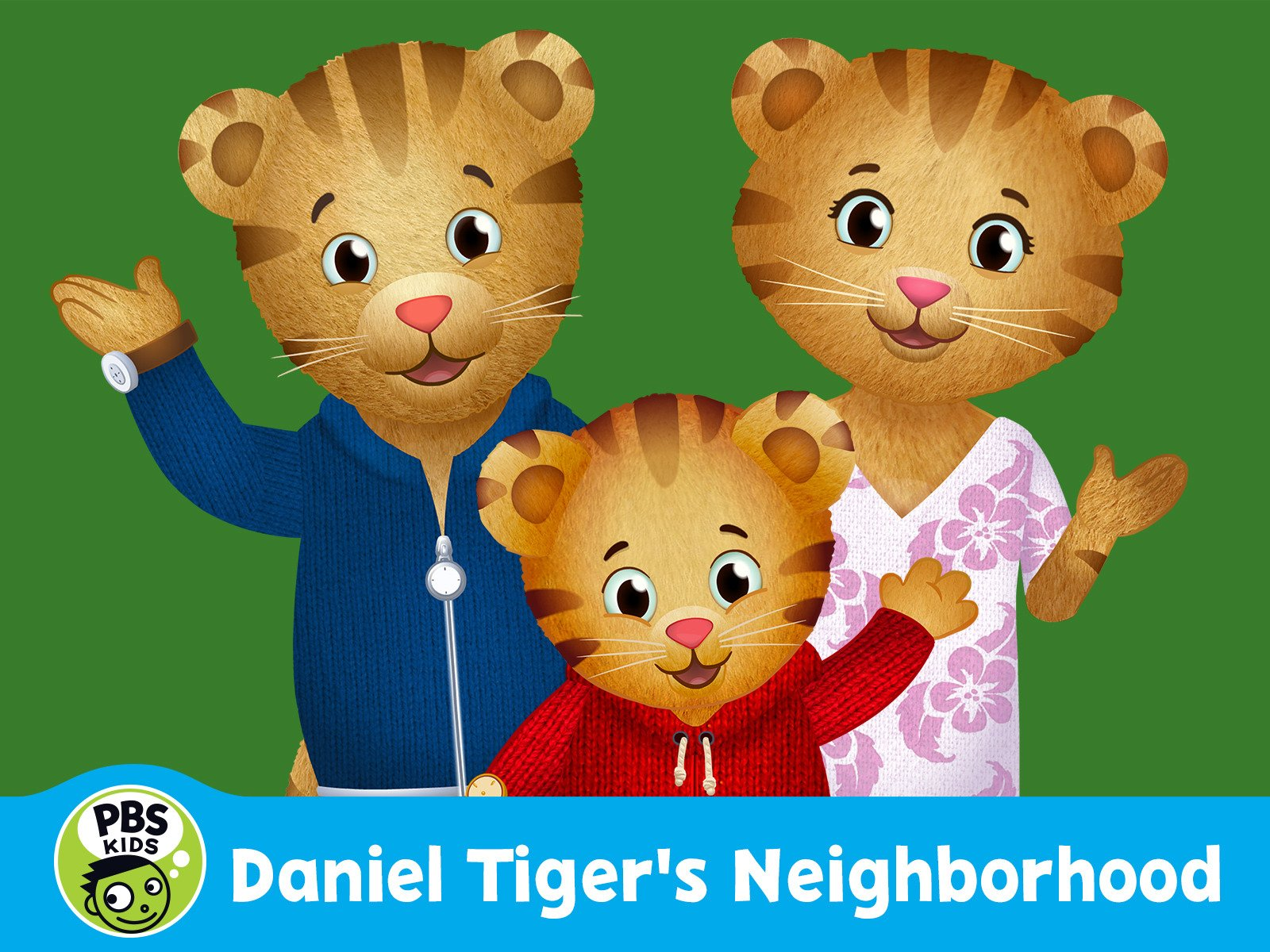 Amazon.com: Daniel Tiger\'s Neighborhood Season 6: The Fred Rogers ...