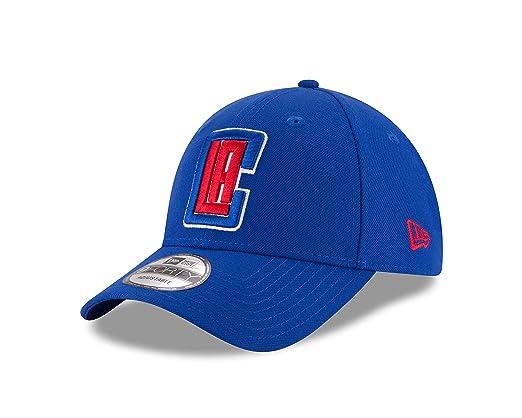 Gorra de béisbol 9FORTY NBA League L.A. Clippers de New Era - Azul