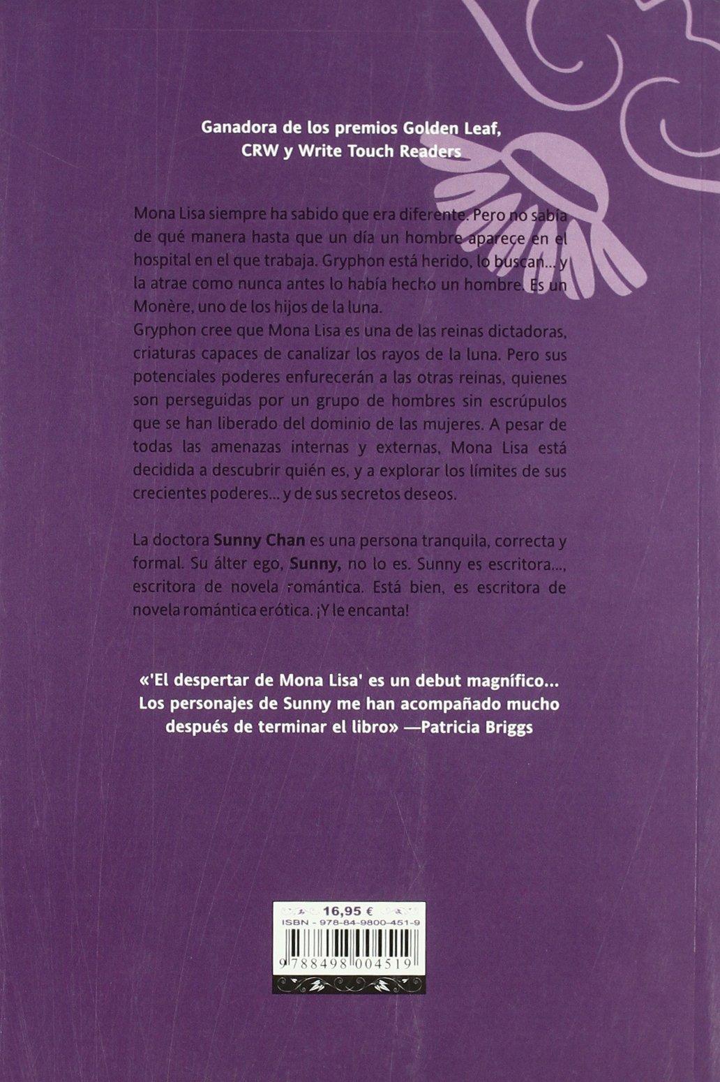 El despertar de  Mona Lisa (Pandora) (Spanish Edition)