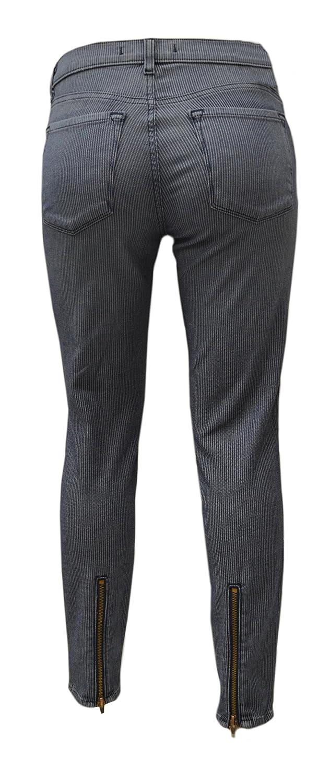 J BRAND Womens CASS Mid Rise Capri Jeans Vintage Stripe 150970RM