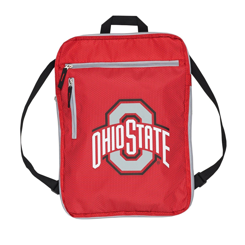The Northwest Company NCAA Ohio State Buckeyes Backsack, Red, One Size