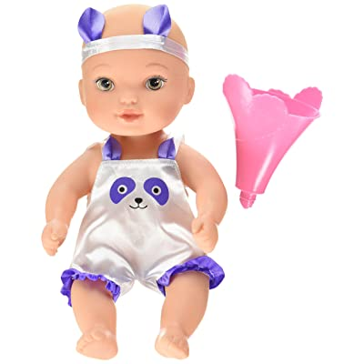 Waterbabies Just Play Sweet Cuddlers Bearly Nice Baby Doll: Toys & Games
