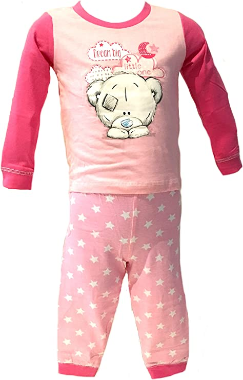 Official Disney Baby Girls Minnie Mouse Pyjamas Size 6-24 Months Various Designs
