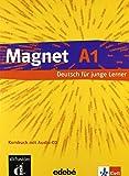 Magnet A1 - Libro del alumno + CD -ESO- - 9788423670895