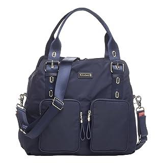 Storksak Alexa Shoulder Bag Diaper Bag, Navy