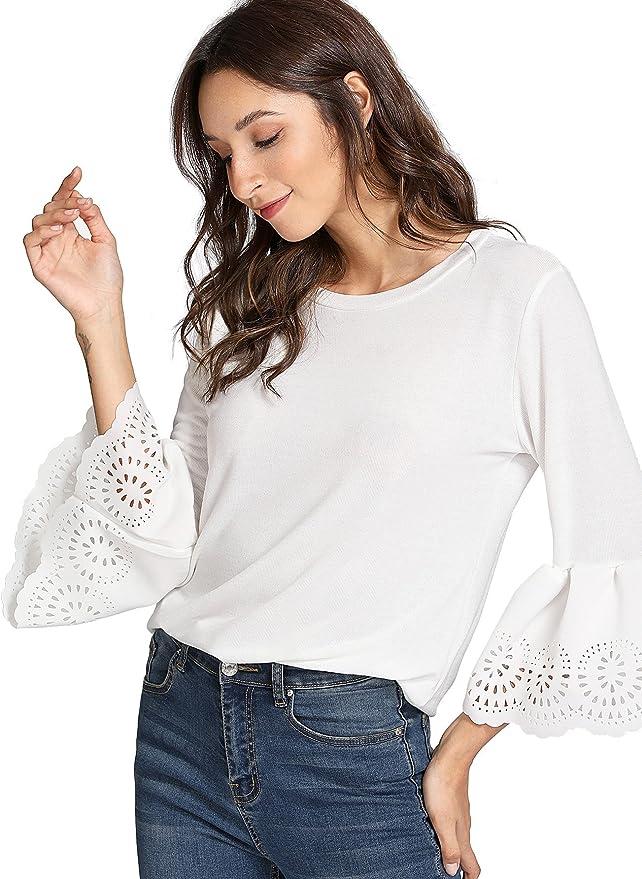 Jentouzz Mens Lapel Shirts Full Sleeve Slim Fit Shirt Winter Tops