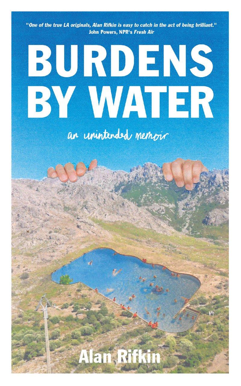 Burdens by Water: An Unintended Memoir by Brown Paper Press