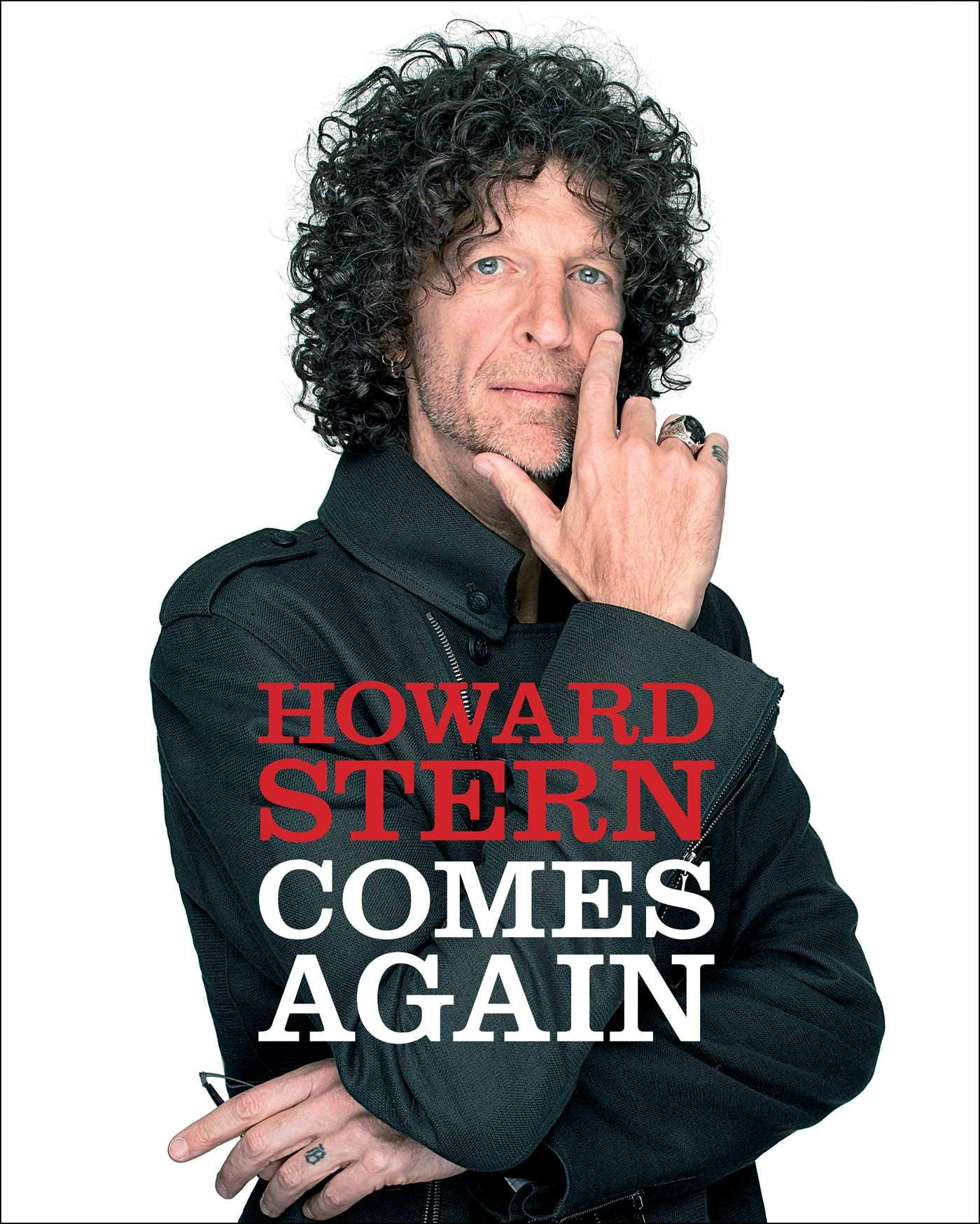 Howard Stern Comes Again by Simon & Schuster