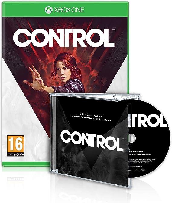 505 Games Control Xbox One, Edición Exclusiva Amazon: Amazon.es ...