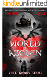 World of Azglen: The Full Moon of Charley Rabbit (The Full Moon Series Book 1) (English Edition)