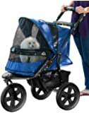 Pet Gear No-Zip AT3 Pet Stroller, Zipperless Entry
