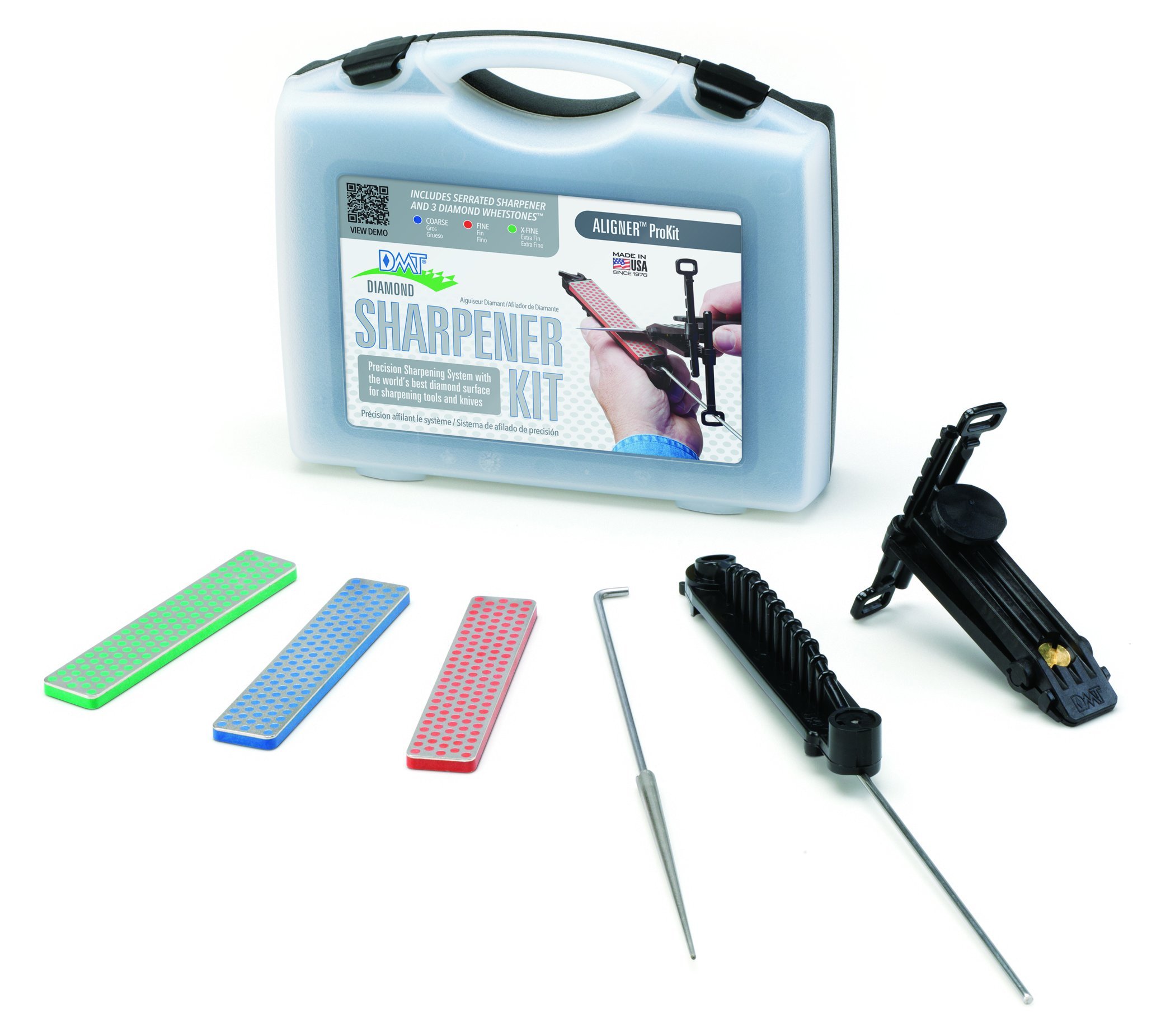 DMT A-PROKIT Aligner Prokit Diamond Sharpener