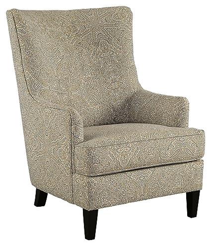 Accent Chairs Wingback.Amazon Com Ashley Furniture Signature Design Kieran Traditional