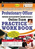 Baroda Manipal School of Banking Probationary Officer Junior management grade/scale-I Online Exam Practice Work Book - 1295