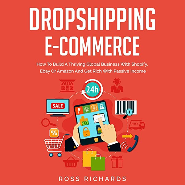 Amazon Com Dropshipping E Commerce How To Build A Thriving Global Business With Shopify Ebay Or Amazon And Get Rich With Passive Income Scots Gaelic Edition Audible Audio Edition Robert Fane Ali Rizvi Eurosolution2