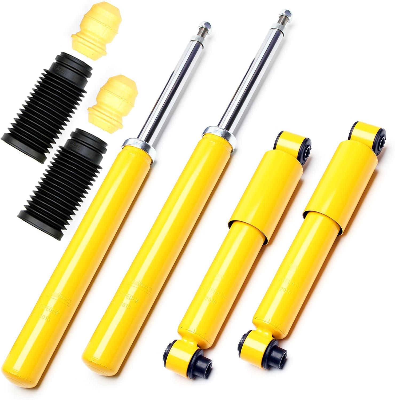 2/serie amortiguadores presi/ón de gas gas delantero