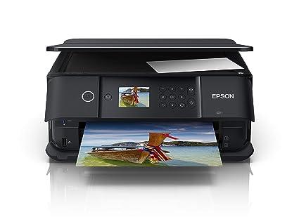 Epson Expression Premium XP-6100 - Impresora multifunción (Inyección de Tinta, 5760 x 1440 dpi, 100 Hojas, A4, Impresión Directa, Negro), Ya ...