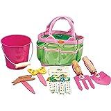 Children's Gardening Kit - Pink