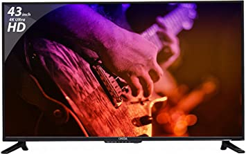 Onida 108 cm 4K UHD LED TV 43UIR  Amazon.in  Electronics bf797d1dd546