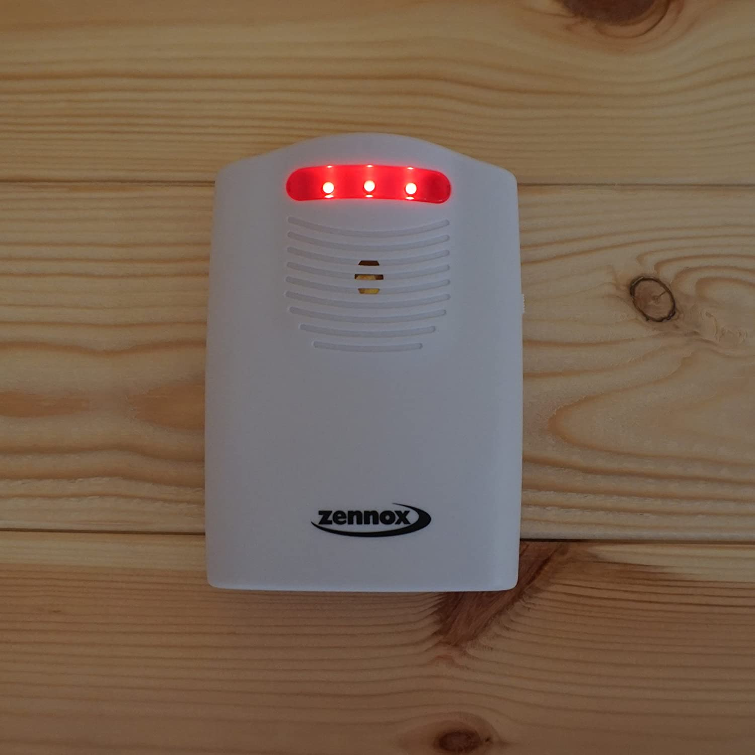 Zennox Wireless Security Shed Alarm With Remote Suitable For Garage Summerhouse Garden Room Log Cabin