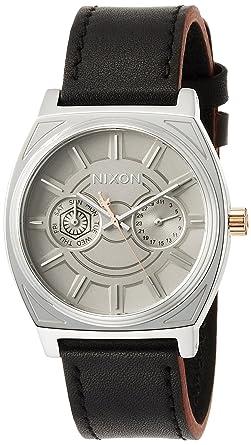 5f554c2c0a [ニクソン]NIXON 腕時計 NIXON STARWARS TIME TELLER DELUXE LE SW: PHASMA BLACK  NA927SW2446