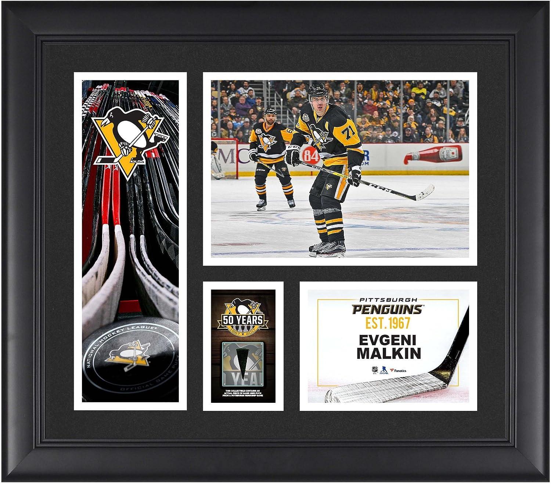 Amazon.com  Evgeni Malkin Pittsburgh Penguins Framed 15