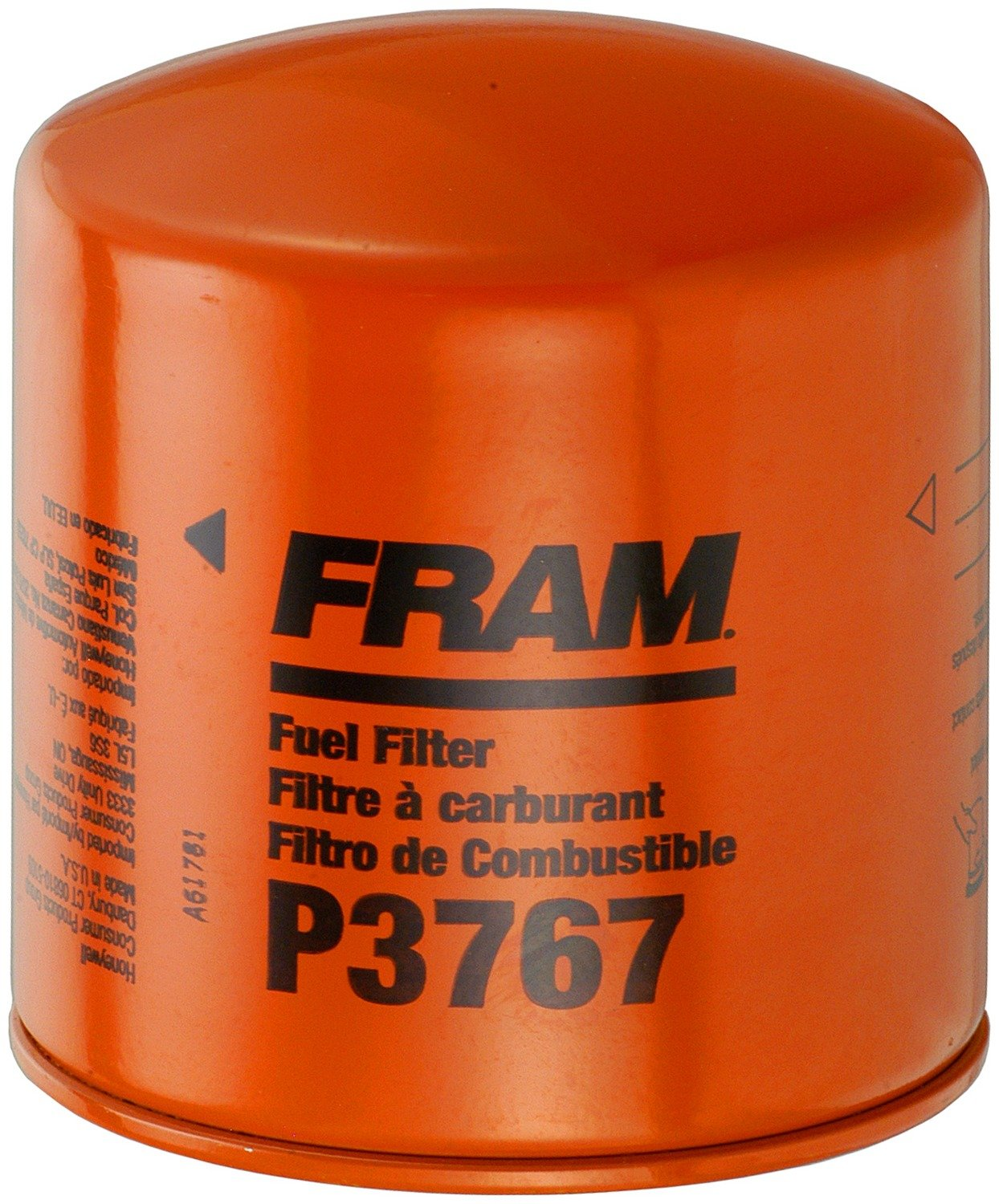 Outlet Fram P3767 Diesel Fuel Filter 2012 Nissan Versa