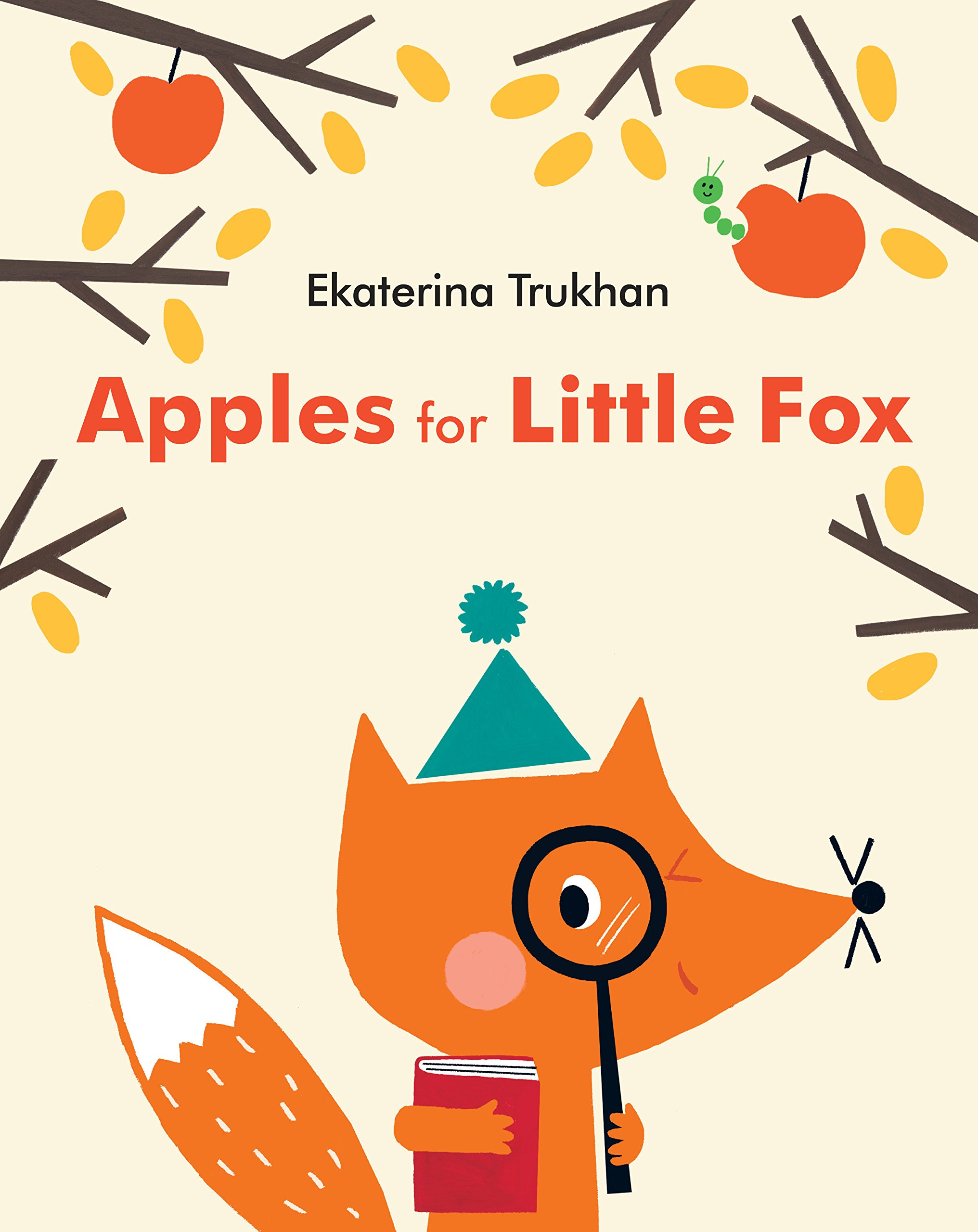 Read Online Apples for Little Fox pdf