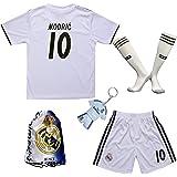 0c0ae02c6ca GamesDur 2018 2019 Real Madrid Luka Modric  10 Home Football Soccer Kids  Jersey