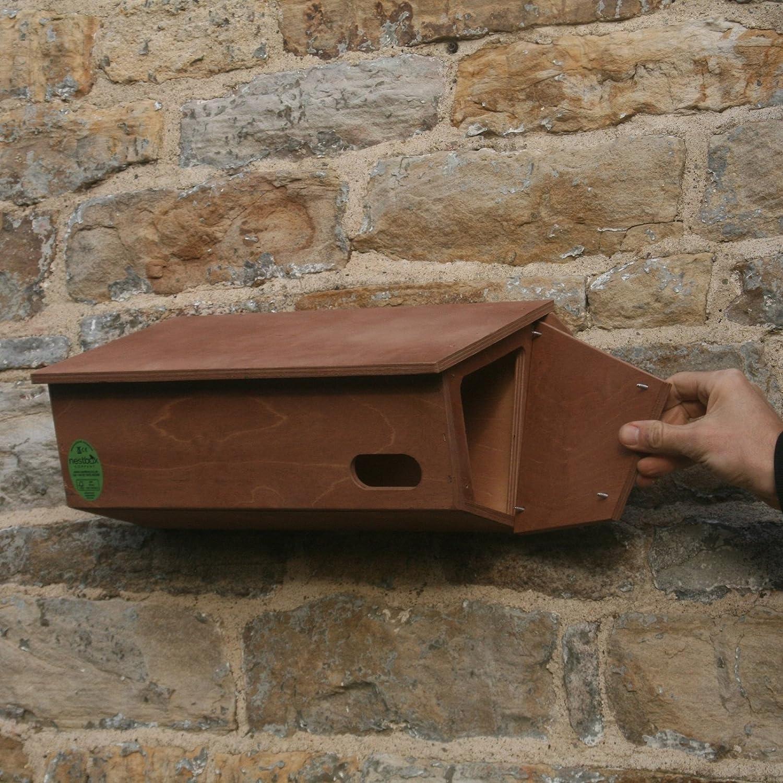 Classic Birch Nest Box by Johnston /& Jeff