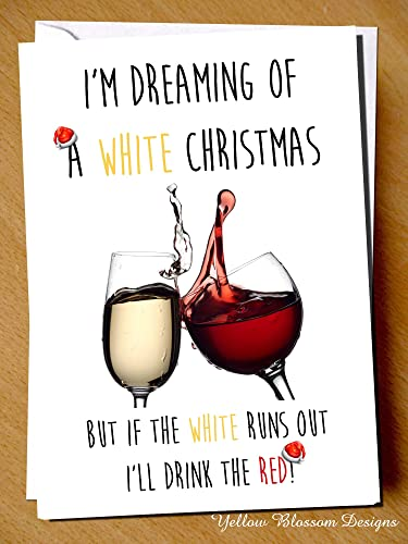 Alternative funny christmas card hilarious im dreaming of a white alternative funny christmas card hilarious im dreaming of a white christmas but if the m4hsunfo