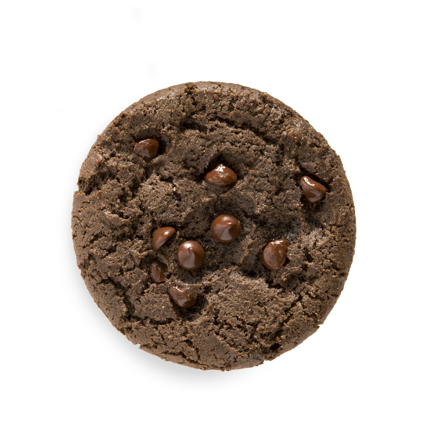 Just Cookies, Double Chocolate Chip Cookies, 1.5 oz, (pack of 210)