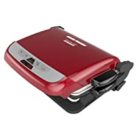 George Foreman GRP4800R 4-in-1 Multi-Plate Evolve Grill
