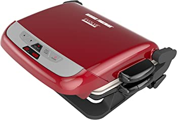 George Foreman GRP4824RB 5-Serving Multi-Plate Evolve Grill System