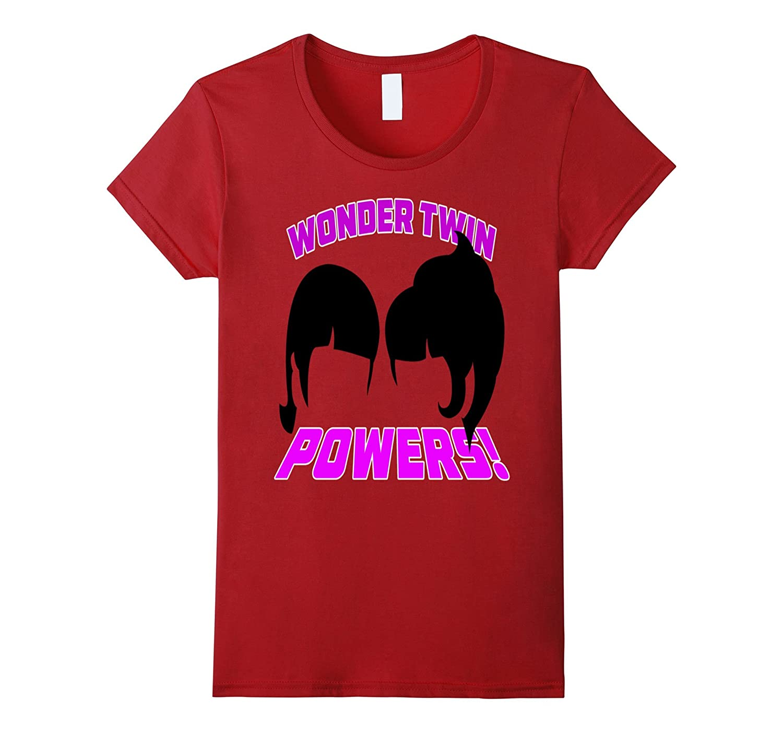 Wonder Twins Tshirt