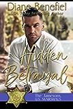 Hidden Betrayal (The Jamesons, US Marshals Book 1)