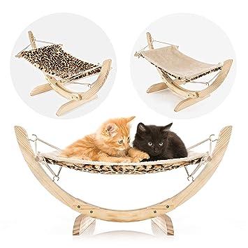 Pro Petcare - Hamaca para Gatos, Juguetes, Espacio para ...
