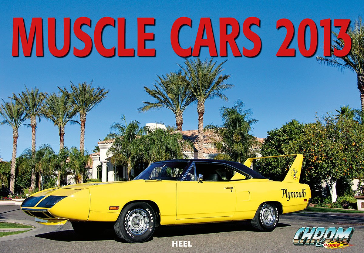 Muscle Cars 2013