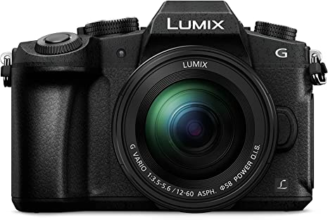 Panasonic Lumix DMC-G81MEG-K - Cámara Digital de 16 MP (Pantalla ...
