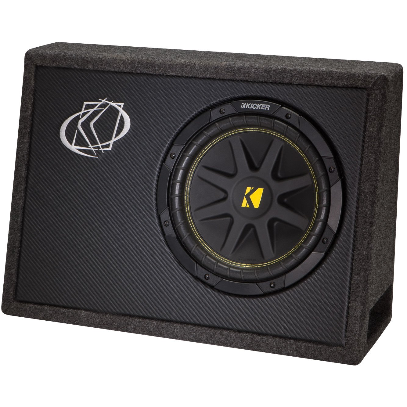 Best Subwoofers For Car Audio Systems 2018 Buyers Guide And Jl Marine Amp Wiring Kit Marinerated Kicker 10tc104 10 300w Tc104 Loaded Subwoofer Sub Box Enclosure