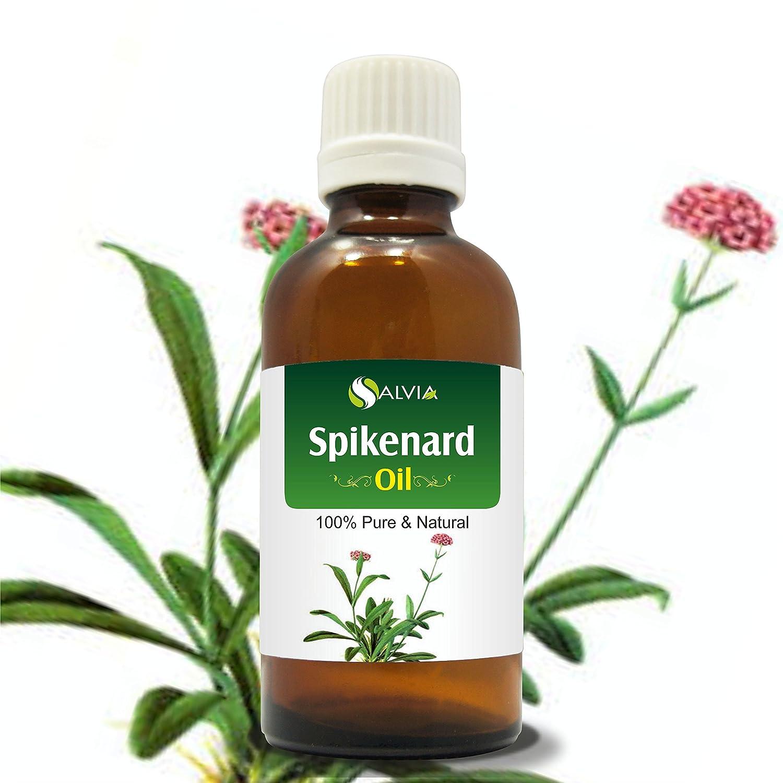 SPIKENARD (NARDOSTACHYS JATAMANSI) ESSENTIAL OIL 100% NATURAL PURE 100ML B01MYGFGG5