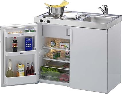 Miniküche Kühlschrank Links : Stengel miniküche kitchenline mk elektro links amazon
