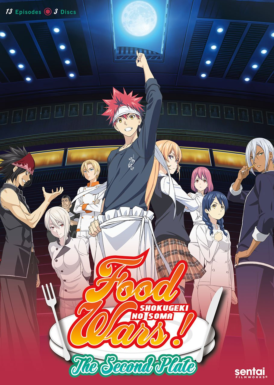 Amazon.com: Food Wars: Second Plate: Artist Not Provided: Movies & TV